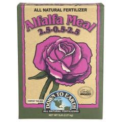 Down To Earth Alfalfa Meal - 5 lb (6/Cs)