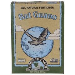 Down to Earth BAT GUANO 7-3-1 OMRI 2 lb 6/CS
