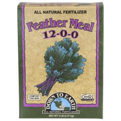 Down To Earth Feather Meal - 5 lb (6/Cs)