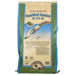 Down To Earth High Phosphorus Seabird Guano - 40 lb