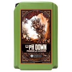 Emerald Harvest pH Down 2.5 Gallon/9.46 Liter (2/Cs)