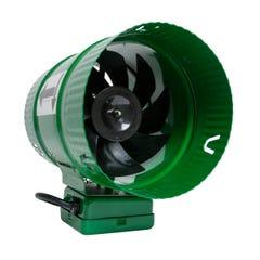 "Active Air 6"" Inline Booster Fan, 188 CFM"