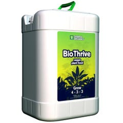 GH General Organics BioThrive Grow 6 Gallon