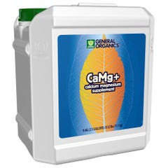 GH General Organics CaMg+ 2.5 Gallon (2/Cs)
