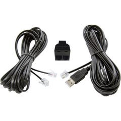 USB-RJ12 Controller Cable Pack, 15' (for Phantoms)