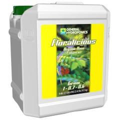 GH Floralicious Grow 2.5 Gallon (2/Cs)