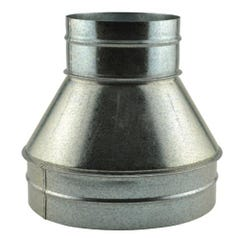 Ideal-Air Duct Reducer 10 in - 6 in (12/Cs)