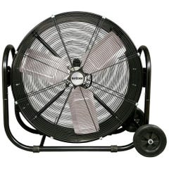Hurricane Pro Heavy Duty Adjustable Tilt Drum Fan 30 in