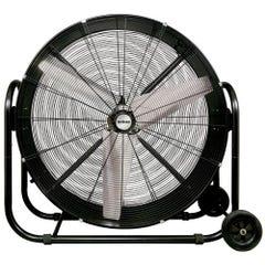 Hurricane Pro Heavy Duty Adjustable Tilt Drum Fan 42 in