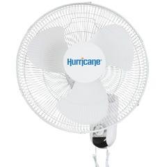Hurricane Classic Oscillating Wall Mount Fan 16 in (48/Plt)