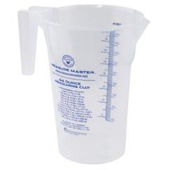 Measure Master Graduated Round Container 64 oz / 2000 ml (20/Cs)