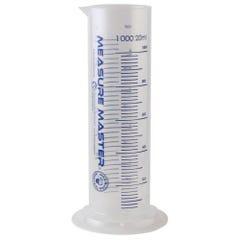 Measure Master Graduated Cylinder 1000 ml / 35 oz (20/Cs)