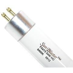 SunBlaster T5 HO 4 ft 6400K Replacement Lamp (6/Cs)
