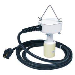 Socket Assembly w/ 15 ft Lamp Cord - 16 Gauge