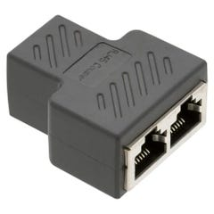 Gavita E-Series LED Adapter Interconnect Cable 3 Way Splitter RJ45