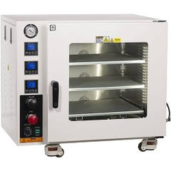 Across Int'l AccuTemp UL/CSA Certified 3.2 CF 480 Vacuum Oven with All SST Tubing