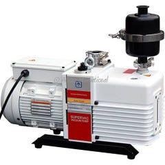 Across Int'l SuperVac 11.3 cfm Corrosion-Resist 2-Stage Pump UL/CSA