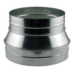 Ideal-Air Duct Reducer 12 in - 10 in (12/Cs)