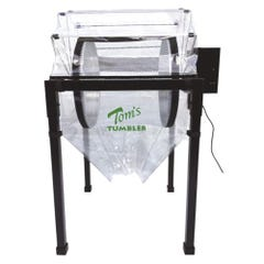 Tom's Tumbler TTT 2200 Commercial System – Trimmer/Pollen Extractor/Dry Sifter (2 Boxes)