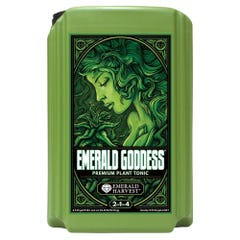 Emerald Harvest Emerald Goddess 2.5 Gal/9.46 L (2/Cs)