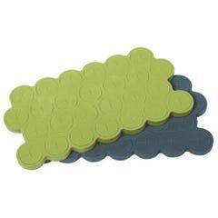 TurboKlone Elite Klone Collars (Colored Green/Teal) (1=52/Pack)