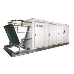 Quest IQ Unitary HVAC Compressor Wall Series - 45 Ton