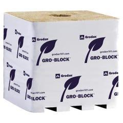 Grodan Gro-Block Improved GR32, 6x6x6, Hugo loose on pallet (512)