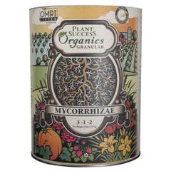 Plant Success Organics Granular Mycorrhizae 5 lb (1/Cs)