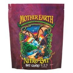 Mother Earth Nitro Bat Guano 5-3-1  2lb  (6/Cs)