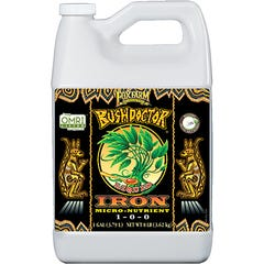 FoxFarm Bush Doctor Liquid Iron, 1 gal