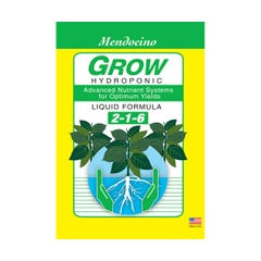 Grow More Mendocino Grow 2-1-6, 2.5 gal