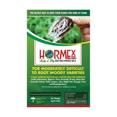 Hormex Rooting Powder #8, 4g, Case of 2 (18 packets per case)
