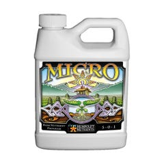 Humboldt Nutrients Micro, 1 qt