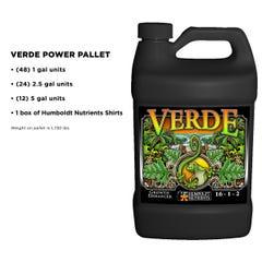 Humboldt Nutrients Verde Power Pallet