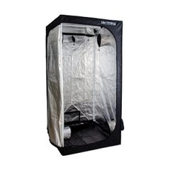 Lighthouse 2.0 - Controlled Environment Tent, 3' x 3' x  6.5'