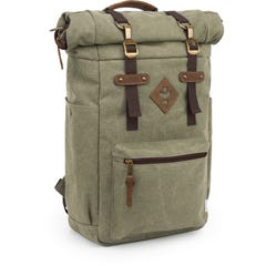 Revelry Supply The Drifter Rolltop Backpack, Sage