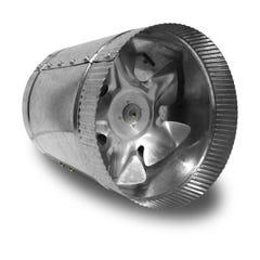 Vortex Powerfan VTA In-line tube axial 6'', 115V/1PH/60Hz, 210 CFM