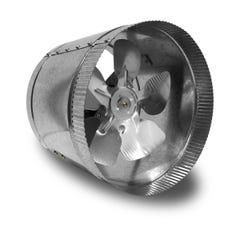 Vortex Powerfan VTA In-line tube axial 8'', 115V/1PH/60Hz, 332 CFM