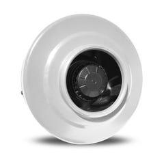 Vortex Powerfan VTS In-line Fan, 6'', 115V/1PH/60Hz, 403 CFM