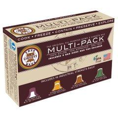 True Liberty Multi-Pack 2-2 Gallon, 2-3 Gallon, 2-4 Gallon and 10 Quail Bags (16/Box)
