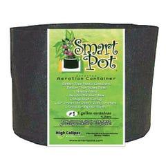 Smart Pot Black 1 Gallon (100/Cs)