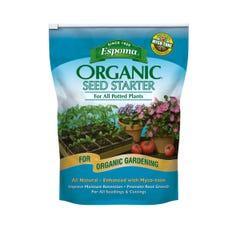 Espoma Organic Seed Starter, 8 qt