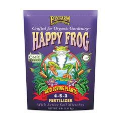 FoxFarm Happy Frog® Acid Loving Plants Fertilizer, 4 lb bag