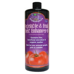 Microbe Life Vegetable & Fruit Yield Enhancer-O, 1 qt (OR ONLY)
