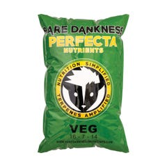 Rare Dankness Nutrients Perfecta VEG, 25 lb bag