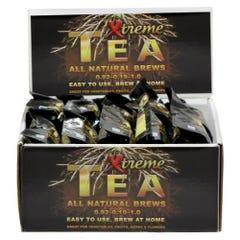 Xtreme Gardening Tea Brews 80 gm (5 Gal) 2 Pack 20/ct Display (2/Cs)