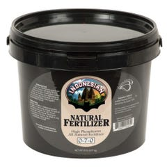 Sunleaves Indonesian Natural Fertilizer 0-7-0, 25 lb