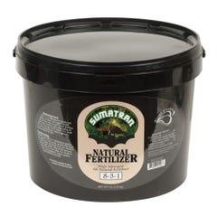 Sunleaves Sumatran Natural Fertilizer 8-3-1, 5 lb