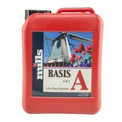 Mills Nutrients Basis A, 5 Liter
