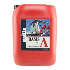 Mills Nutrients Basis A, 200 Liter